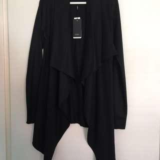 Saba Karlie Jacket, merino, black, size 6