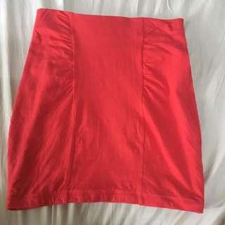 Forever 21 fitted skirt