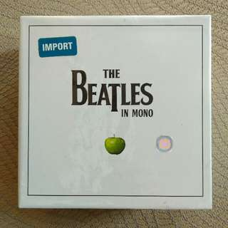 Box set CD The Beatles In Mono (Isi 10 Cd)