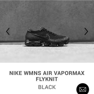 LOOKING FOR THIS SHOE IN SIZE 6 WMNS