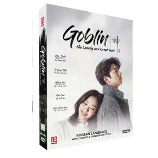 Goblin : The Lonely and Great God