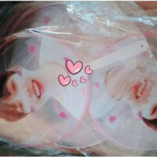 Customised Transparent Set Package