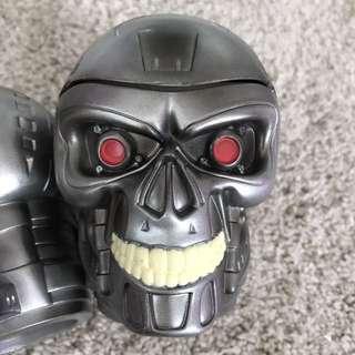Terminator mug from universal studio US
