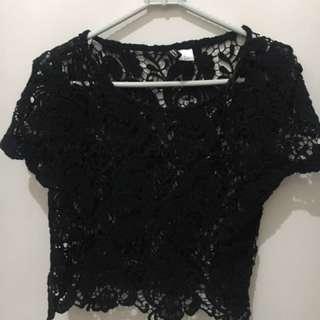 Atsan hitam lace