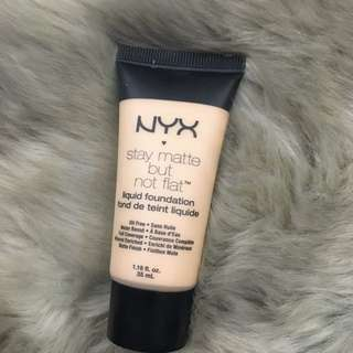 NYX Stay Matte Not Flat Foundation