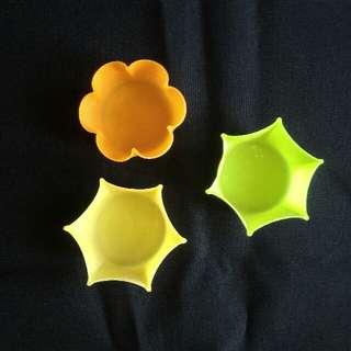 🚚 幾何造型 軟矽膠模組 皂模 蛋糕模