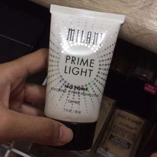 Milani prime light primer