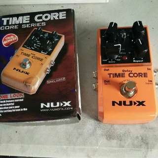 Spoilt NUX Time Core For Parts
