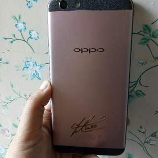 Oppo F1s 32Gb Ram 3gb Rose Gold #CarousellxShopBack
