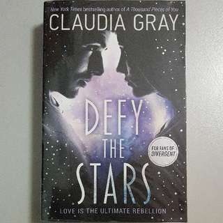 [Storybook] Defy The Stars - Claudia Gray