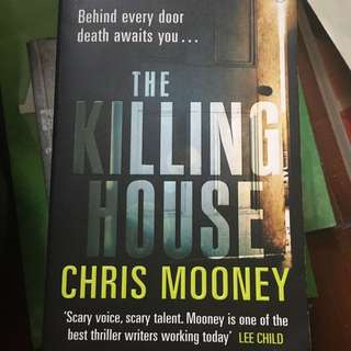 英文圖書the killing house
