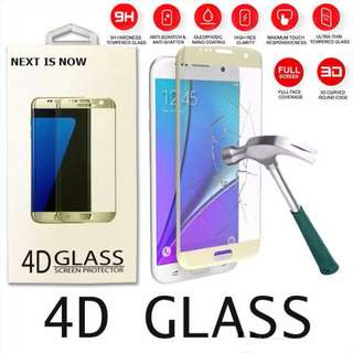 Buy 1 Get 1 FREE / Samsung Tempered Glass Protector