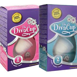 Diva Cup model2