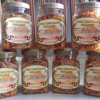 Teri Kentang Balado Crunchy In Jar