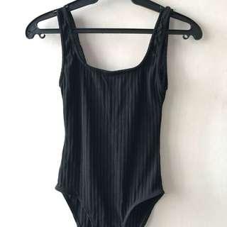 Black body suit (Shop Copper)