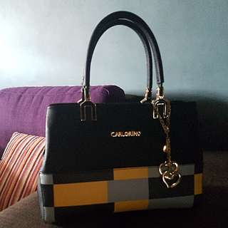 Original CarloRino Bag