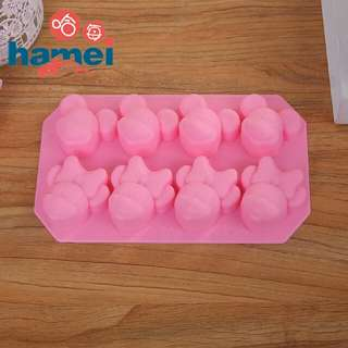 Mickey & Minnie Mouse Silicone Mould / Mold