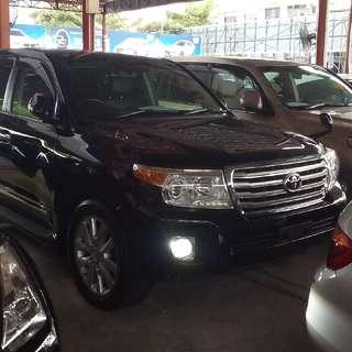 Toyota Land Cruiser ZX 4.6 Petrol 2013 Unreg