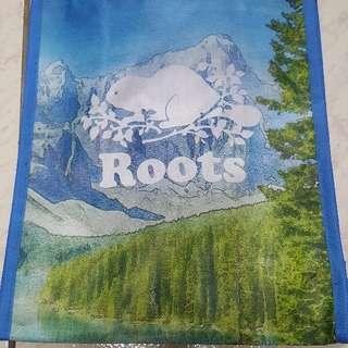 Roots購物袋
