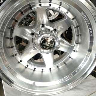 sport rim 4x4 ADV 3 baru promotion
