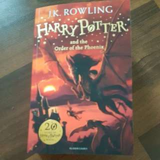 (BN) Harry Potter And The Order Of The Phoenix