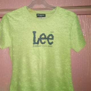 Authentic Lee Denim Tee