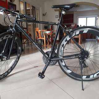 Hybrid bicycle from korea
