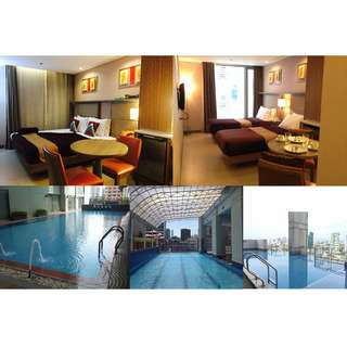 Makati avenue condo for rent Short term - Antel Spa Suites Makati City