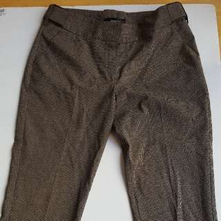 Mango Work Pants