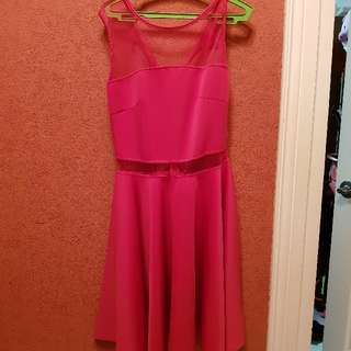 Apartment Eight Pink Dress