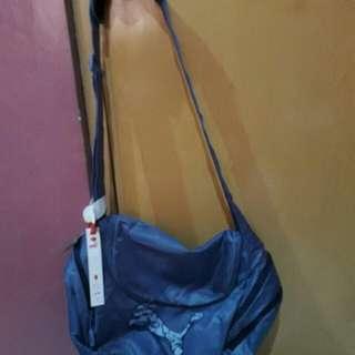 Authentic Puma Block Cat Duffle Bag
