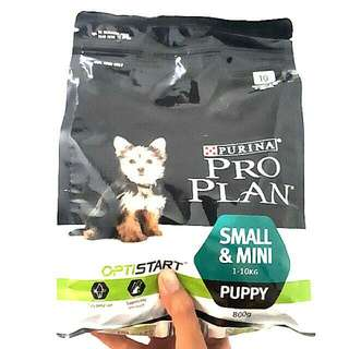 REPRICE! Purina Pro Plan for Puppy Dog Food (800 gr)