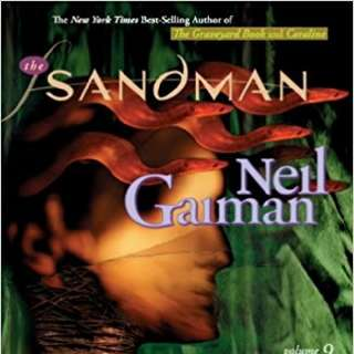 THE SANDMAN VOL.9: THE KINDLY ONES(NEW EDITION) BY NEIL GAIMAN VERTIGO DARK HORSE COMICS DC ENTERTAINMENT MAD MAGAZINE MARVEL TOP COW IMAGE COMICS BLANK SLATE BOOKS IRON CIRCUS
