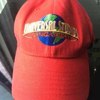 Authentic Universal Studios Singapore Cap