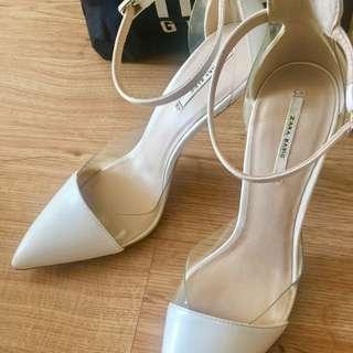 Zara全新高跟鞋