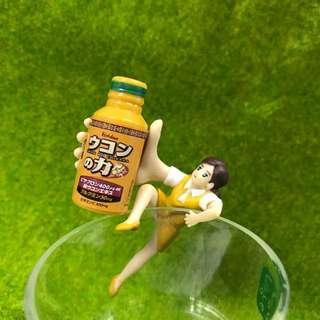 薑黃飲品杯緣子