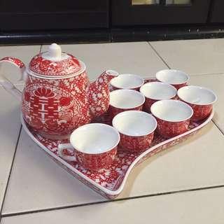 Wedding Tea Ceremony Set