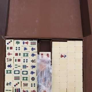 Hongkong Mahjong Tiles