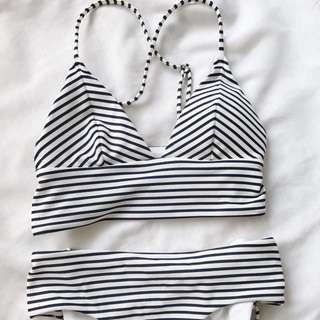 H&M two-piece swimsuit