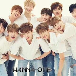 WTB Wanna One (To Be One) Photocards