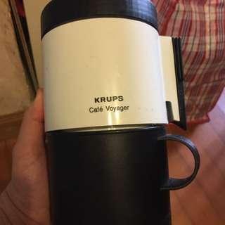 KRUPS 旅行咖啡壺