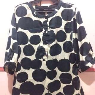 Maldita silk blouse