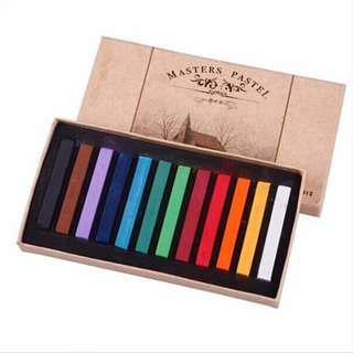 Maries Master Pastel 12 Colours