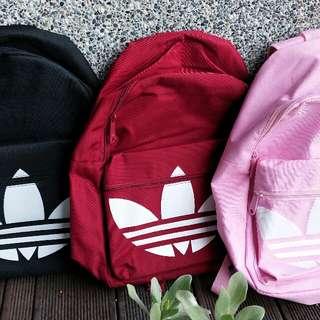 Adidas 三葉草 後背包