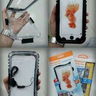 FOR SALE!!!  Waterproof heavy duty case! Available 6s and 7.  Waterproof•dustproof•shockproof • Pm me for your order and inquiries😊