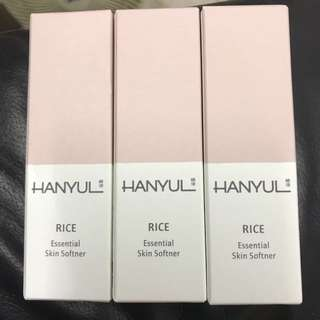 HANYUL RICE ESSENTIAL SKIN SOFTNER 50ml