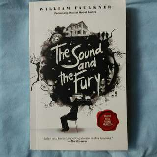 The Sound and the Fury (Bahasa Indonesia)