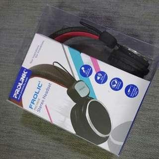 Prolink Headphones