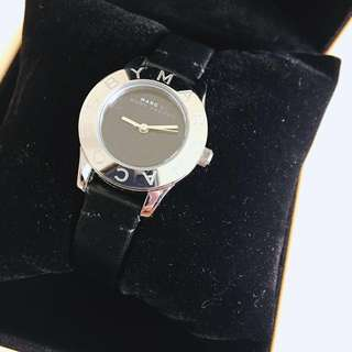 Marc Jacobs leather watch authentic