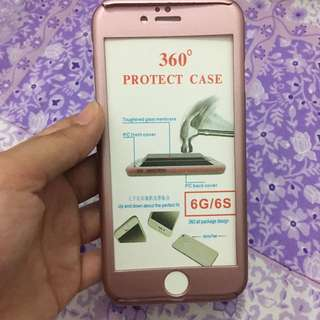 Full Cover Case Iphone 6/6s